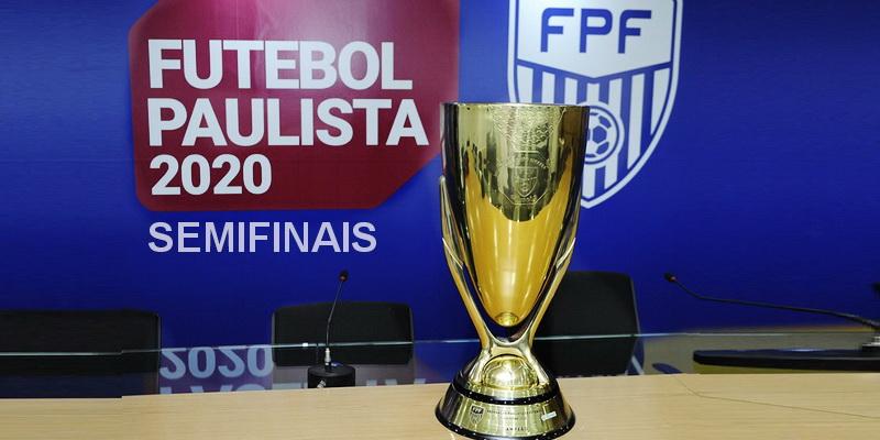 Definido os jogos das semifinais do Campeonato Paulista 2020