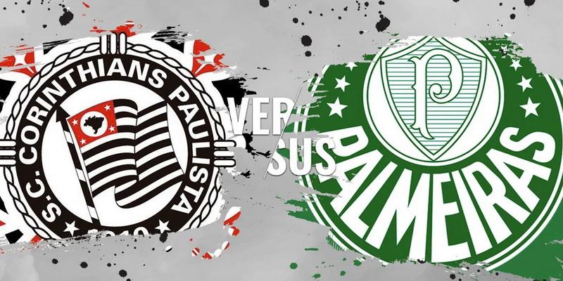 Corinthians e Palmeiras decidem o Paulistão 2020