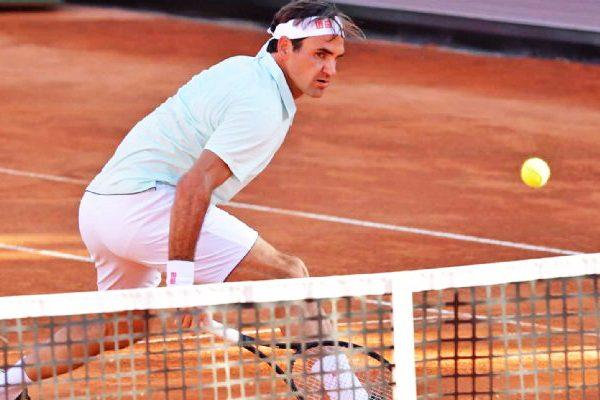 Itália passa a permitir público em competições esportivas a partir do Masters 1000