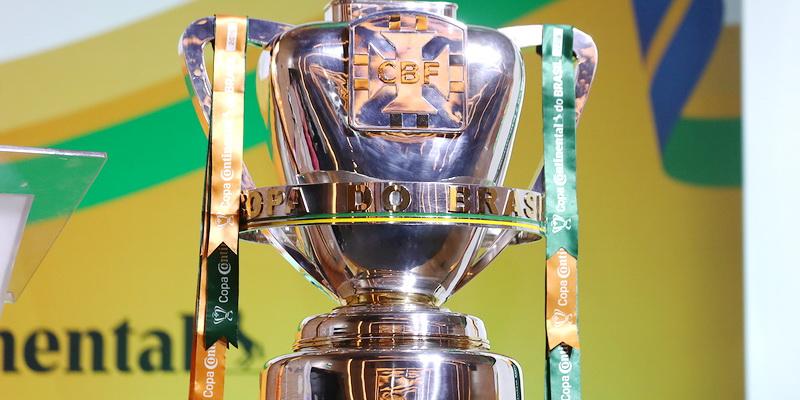 CBF realiza sorteio das oitavas de final da Copa do Brasil; veja os confrontos