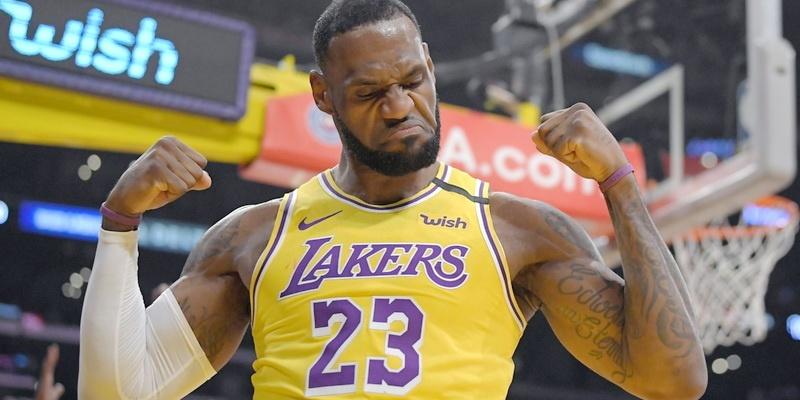 Após título pelos Lakers na NBA, LeBron comenta sobre quem é o maior jogador da história