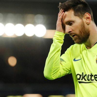 Messi diz estar cansado de ser o problema de tudo no Barcelona