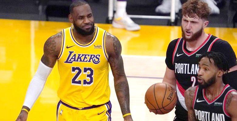 NBA: Após sequência de 59 jogos, Lakers é derrotado pelo Blazers
