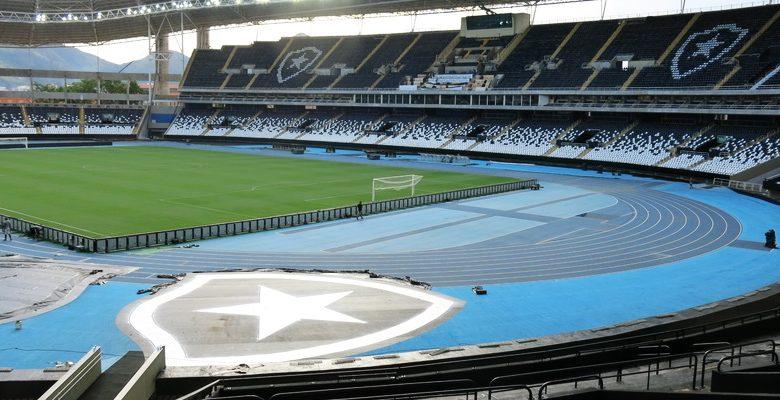 Botafogo libera seu estádio para vacinação contra a covid-19