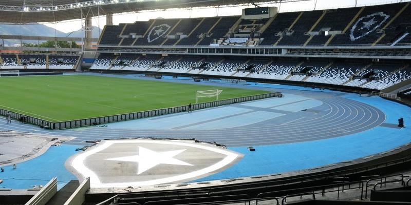 Botafogo libera seu estádio para vacinação contra a covid-19 no Rio