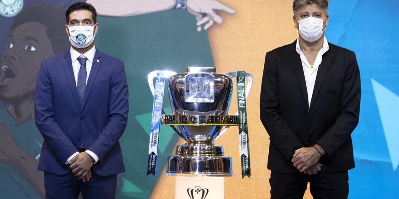 Final da Copa do Brasil entre Palmeiras e Grêmio será decidida no estádio Allianz Parque