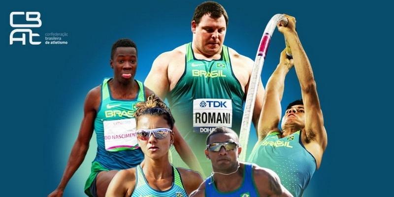 Brasil tem 17 atletas no top 20 do Ranking Mundial de 2020 em diversas provas