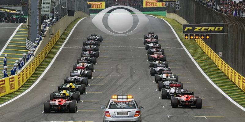Fórmula 1 agora será transmitida na Band