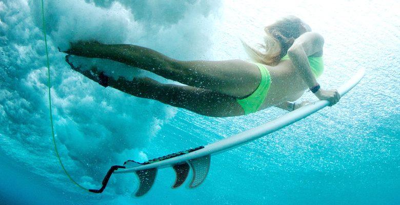 Novo aparelho promete ajuda a proteger surfistas contra o ataque de tubarões