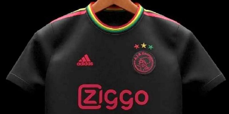 Bob Marley recebe homenagem em camisa do Ajax