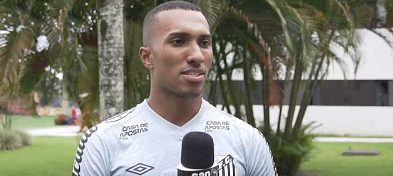 Permanência de Lucas Braga no Santos fica cada vez mais difícil