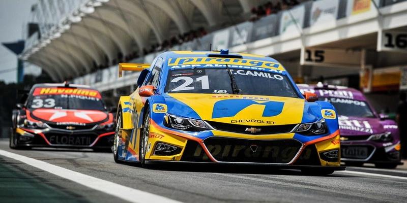 Interlagos recebe segunda etapa da Stock Car 2021