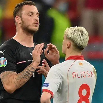 Comemoração de atacante da Áustria na Eurocopa pode ter conotação racista
