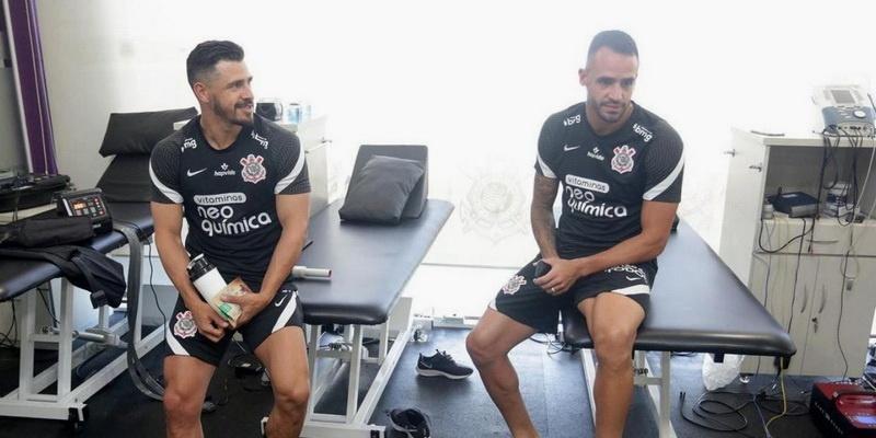 Corinthians prepara a estreia de Giuliano e Renato Augusto em clássico