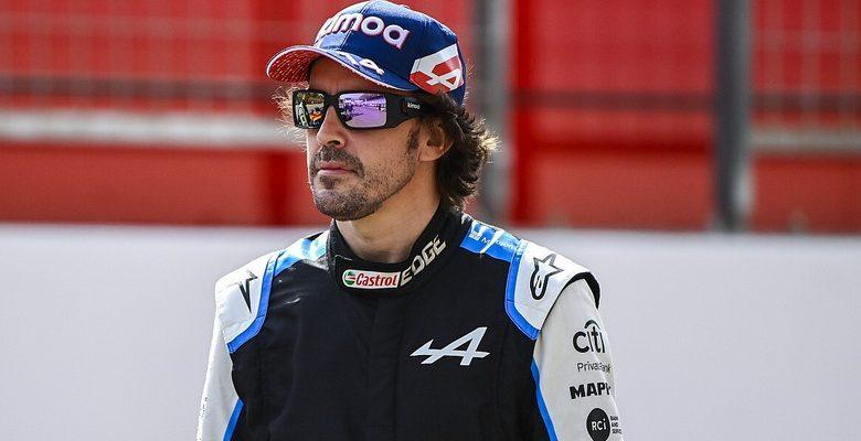 Alonso renova seu contrato na Fórmula 1 para a próxima temporada