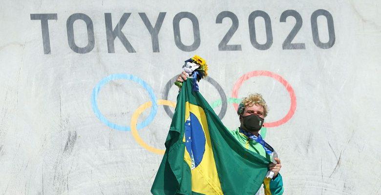 Tóquio 2020: Pedro Barros é medalha de prata no skate park