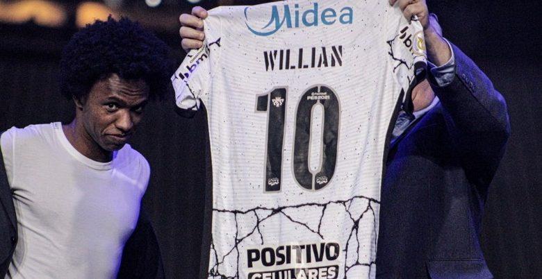 Novos patrocinadores injetam até R$ 100 milhões Corinthians com cotas publicitárias