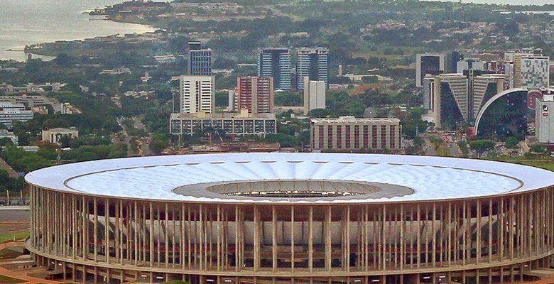 Jogo entre Flamengo e Grêmio pela Copa do Brasil poderá ocorrer em Brasília