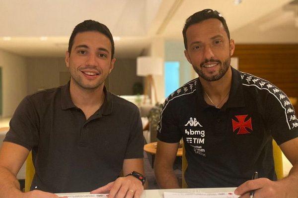Nenê é anunciado como novo reforço do Vasco